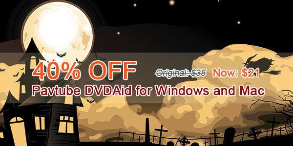 DVDAid Halloween Promo