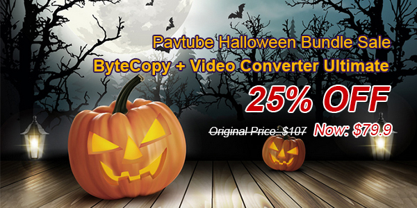 Pavtube Halloween Promotion