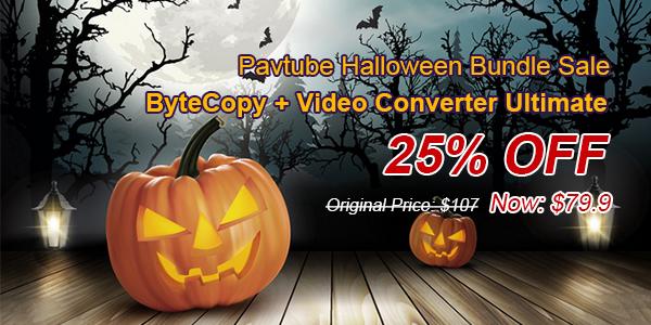 Pavtube Halloween Promotion